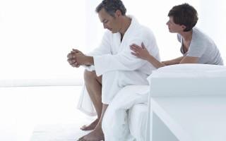 Список причина слабой эрекции у мужчин