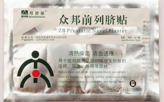 Отзывы о китайском (урологическом) пластыре от простатита