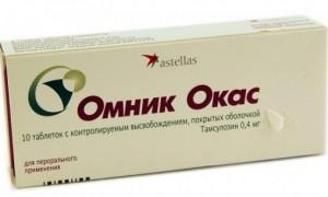 Омник Окас — лекарство от простатита инструкция по применению и отзывы