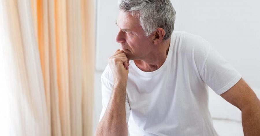 Недержание мочи у мужчин после 60 лет — лечение недержания мочи у мужчин пожилого возраста после 70 лет