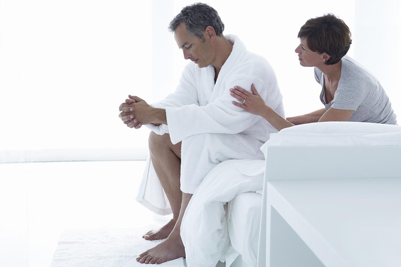 Причины ухудшения эрекции у мужчин
